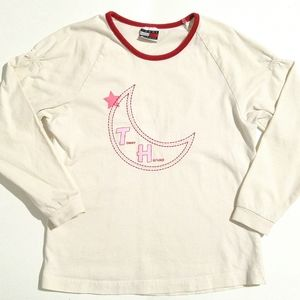 ✨Tommy Hilfiger Girls Long sleeved Tee